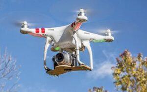 Long-Range-Drone-Control