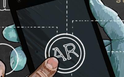 Augmented-reality-virtual-elements-illustration
