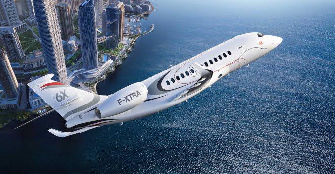 aerospace falcon x