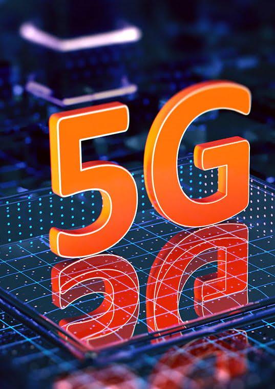5G Wireless Mobile Telecom