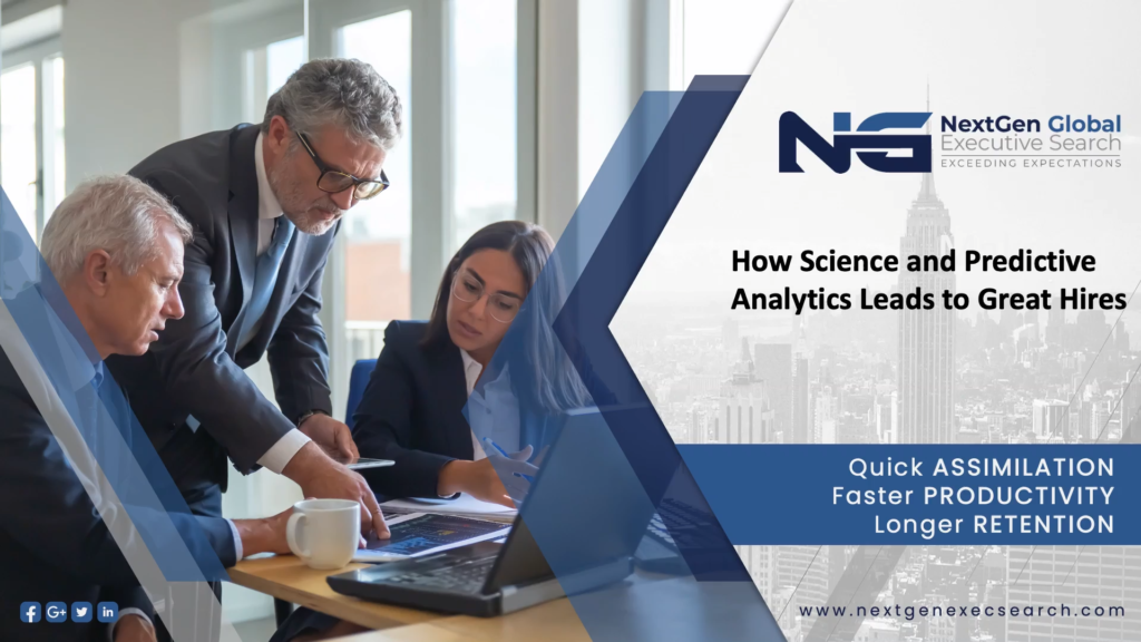 How Science & Analytics Lead To Better Hires