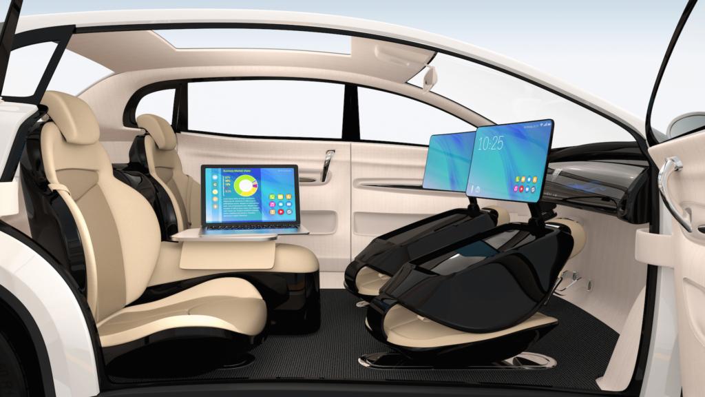 FCEVs autonomous-vehicle-technology